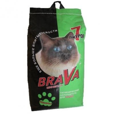Наполнитель Brava универсальный 7л