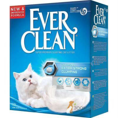 Наполнитель Ever Clean без аромата 6л
