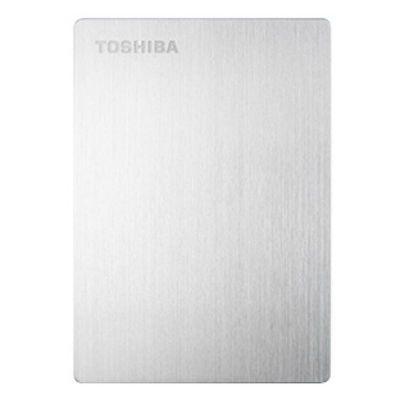 Внешний жесткий диск Toshiba Stor.E Slim For Mac 500GB HDTD205ESMDA