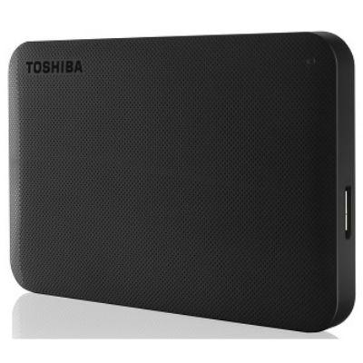 Внешний жесткий диск Toshiba Canvio Ready 1TB HDTP210EK3AA