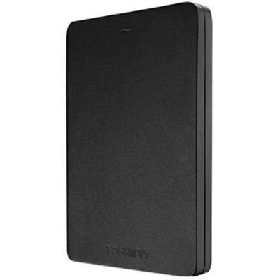 Внешний жесткий диск Toshiba Canvio Alu 1TB Black HDTH310EK3AA