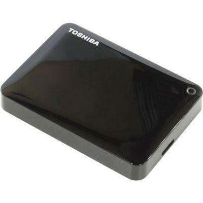 Внешний жесткий диск Toshiba Canvio Connect II Black HDTC820EK3CA