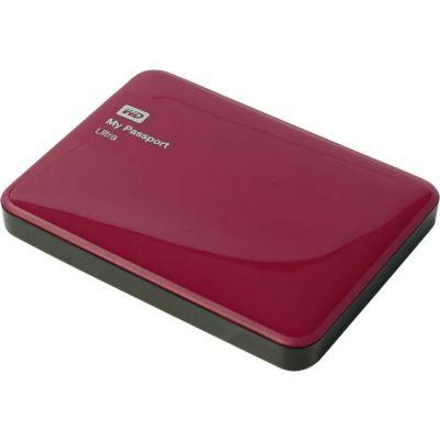 Внешний жесткий диск Western Digital Original USB 3.0 500GB Berry WDBBRL5000ABY-EEUE