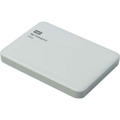 Внешний жесткий диск Western Digital My Passport Ultra , 500Гб White WDBBRL5000AWT-EEUE