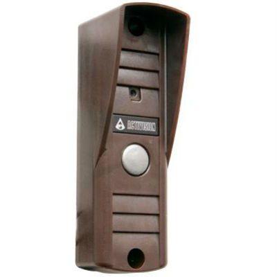 """Falcon Eye Комплект видеодомофона """"Энтер"""" Ч-б видеодомофон + вызывная накладная панель + замок"""