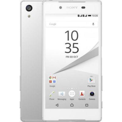 Смартфон Sony Xperia Z5 Dual 32Gb LTE Белый E6683White