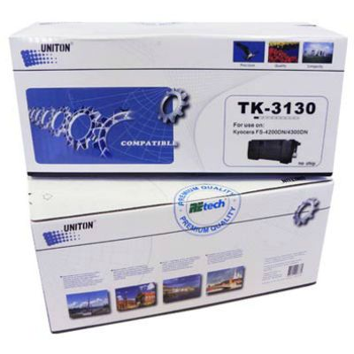 �������� ����������� (TK-3130) KYOCERA FS-4200DN/4300DN (25K) UNITON Premium