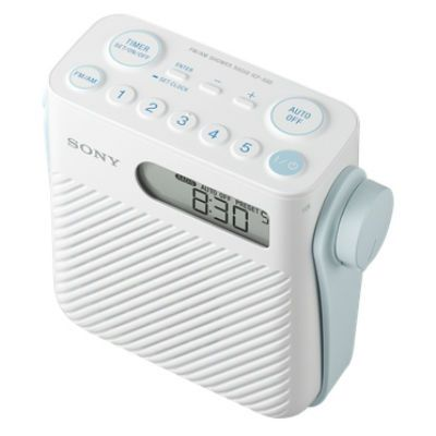Sony радиоприемник ICF-S80 влагозащитный