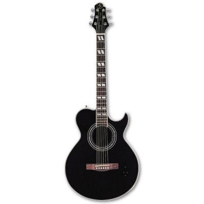 Электроакустическая гитара Greg Bennett SMJ10CE/BK