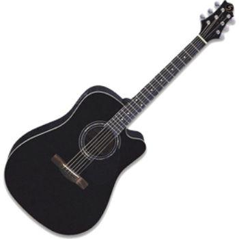 Электроакустическая гитара Greg Bennett D1CE/BK