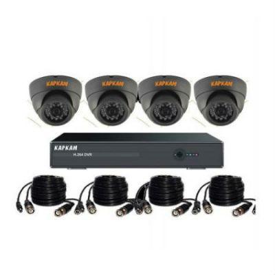 Комплект видеонаблюдения Каркам A6004-730-4