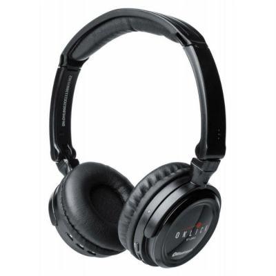 Наушники с микрофоном Oklick беспроводные BT- LB602 черный