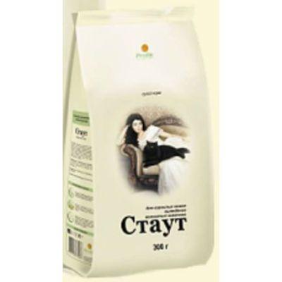 Сухой корм Стаут для взрослых кошек выведение волосяных комочков упак. 0,3 кг