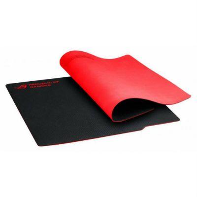 Коврик для мыши ASUS Rog WHETSTONE черный/красный