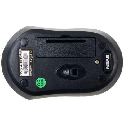 Мышь беспроводная Sven RX-310 Black SV-011420
