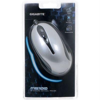 Мышь проводная Gigabyte GM-M5100 Silver
