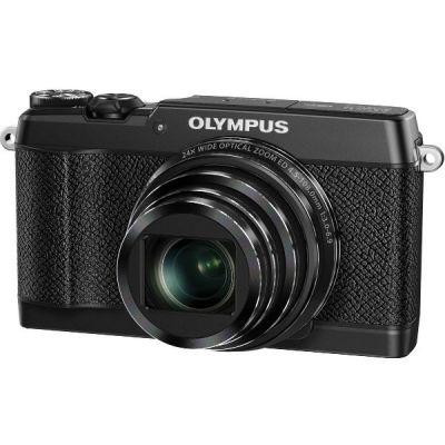 Компактный фотоаппарат Olympus SH-2 черный SH-2/Black