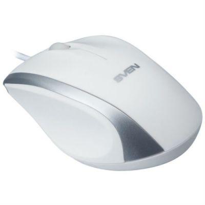 Мышь проводная Sven RX-180 White SV-03200180UW