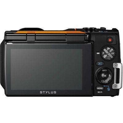 Компактный фотоаппарат Olympus TOUGH TG-860 оранжевый TG-860/Orange