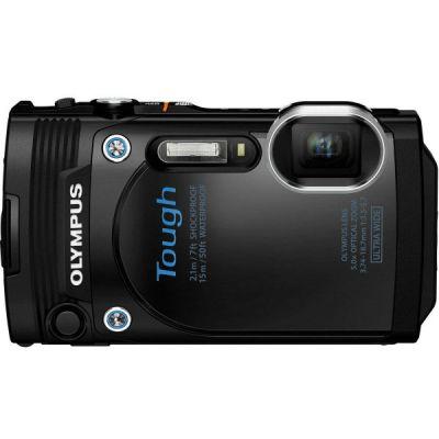 ���������� ����������� Olympus TOUGH TG-860 ������ TG-860/Black