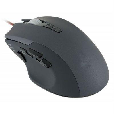 Мышь проводная Oklick Scorpion 785G черный/серый