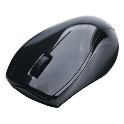 Мышь беспроводная Oklick 345MW черный
