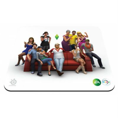 ������ ��� ���� SteelSeries QcK The SIMS ����� 67292