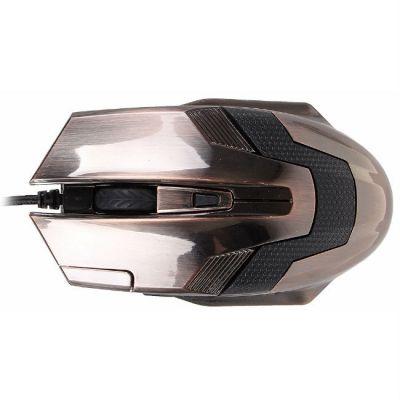 Мышь проводная 3Cott Skull Crawler программируемая игровая, класса Hi-End, 7 кнопок 3C-WMG-302C