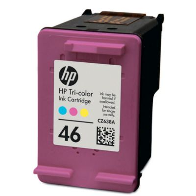 ��������� �������� HP 46 Tri-Colour Ink Advantage Ink Cartridge CZ638AE#BFW