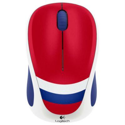 Мышь беспроводная Logitech M235 Russia 910-004033