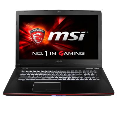 Ноутбук MSI GE72 2QC-428XRU Apache 9S7-179221-428