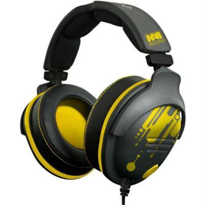 Гарнитура SteelSeries 9H NaVi Edition черный/желтый