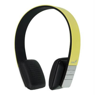 Гарнитура Genius HS-920BT желтый/черный