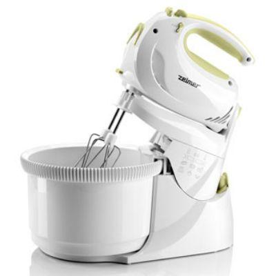 Миксер Zelmer ZHM1206L белый/зеленый