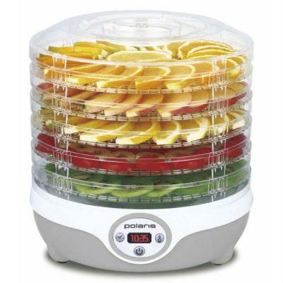Polaris Сушилка для фруктов и овощей PFD 0605D серый