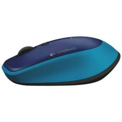 Мышь беспроводная Logitech M335 Blue 910-004546