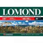 ��������� �������� Lomond ���������� ������������� �������, 230�/�2, A6 (10X15)/500�. ��� �������� ������ (������.��). 0102084