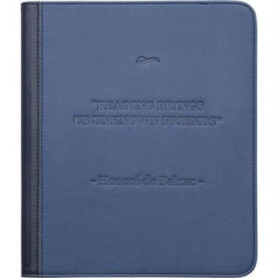 Чехол PocketBook Обложка для Pocketbook 840 голубой PBPUC-840-BL