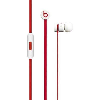 Наушники с микрофоном Apple Beats urBeats In-Ear Headphones - White MHD12ZE/A