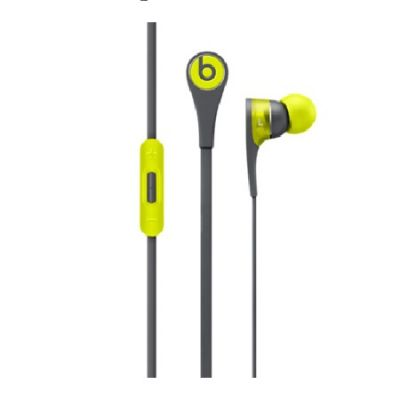 Наушники с микрофоном Apple Beats Tour2 In-Ear Headphones Active Collection - Yellow MKPW2ZE/A