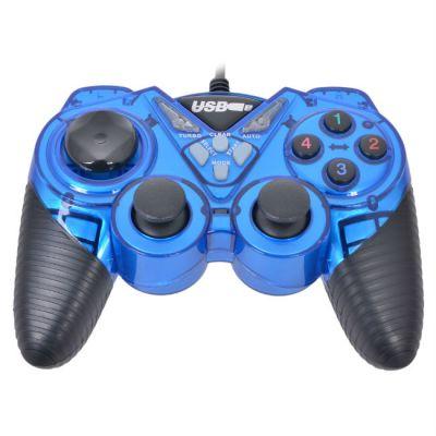 Геймпад 3Cott для пк Single GP-05 синий