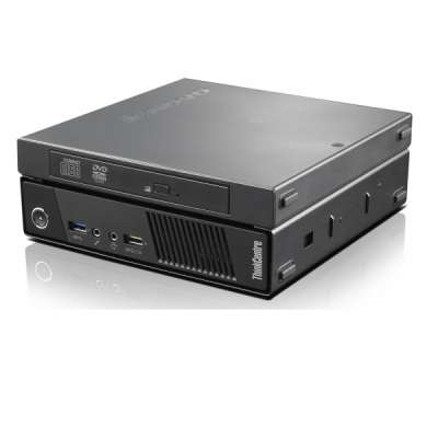 Настольный компьютер Lenovo ThinkCentre M93P tiny 10AAS3X000