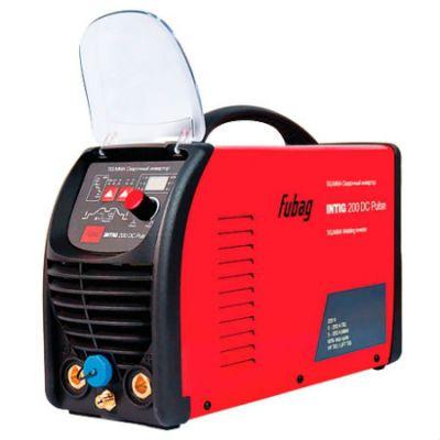 Аппарат Fubag сварочный инверторный INTIG 200 DC PULSE 68 439.1