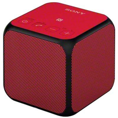 Колонки Sony SRS-X11 Red