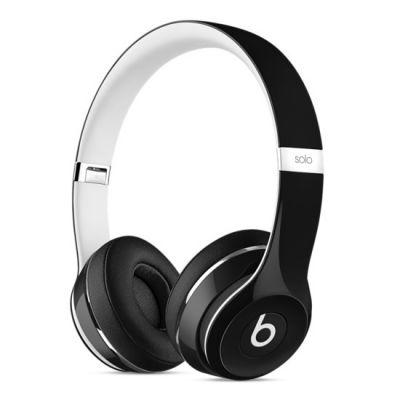 �������� � ���������� Apple Beats Solo2 On-Ear Headphones (Luxe Edition) - Black ML9E2ZE/A