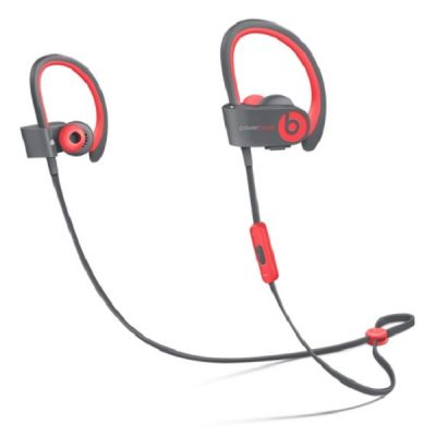 Наушники с микрофоном Apple Beats Powerbeats 2 Wireless In-Ear Active Collection - Red MKPY2ZE/A