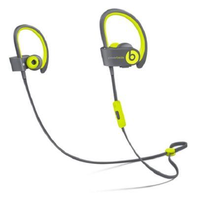 Наушники с микрофоном Apple Beats Powerbeats 2 Wireless In-Ear Active Collection - Yellow MKPX2ZE/A