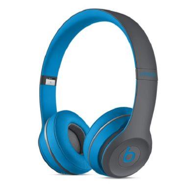 Наушники с микрофоном Apple Beats Solo2 Wireless Headphones Active Collection - Blue MKQ32ZE/A
