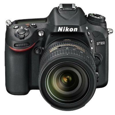 Зеркальный фотоаппарат Nikon D7100 16-85mm f/3.5-5.6G VR AF-S DX D7100KIT16-85VR