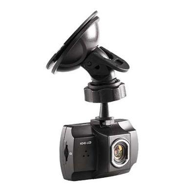 Автомобильный видеорегистратор Sho-Me черный 1080x1920 1080p 140гр. HD45-LCD